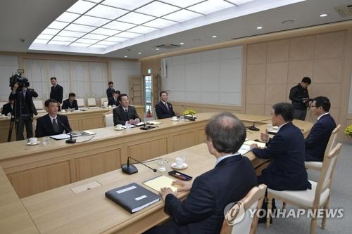 韩朝今举行卫生工作会谈试点互换流感信息