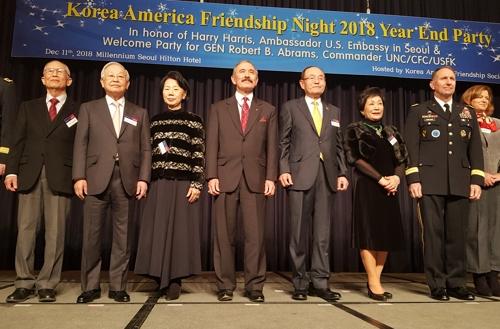 美驻韩大使:韩应为韩美同盟展现更大作为