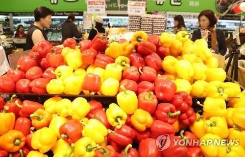 韩1-11月农副产品出口同比增近二成