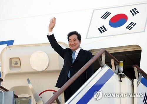韩国总理李洛渊(韩联社)