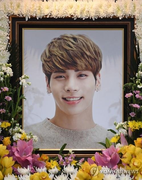 SHINee钟铉逝世一周年 经纪公司发文悼念