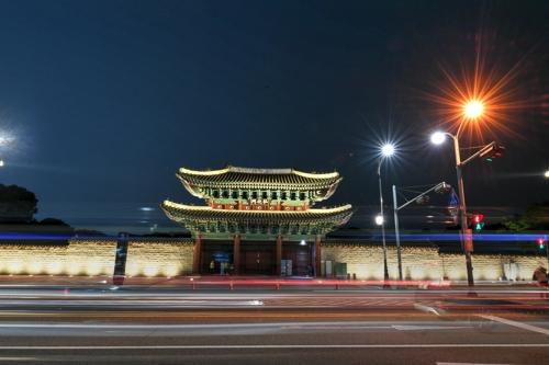 首尔昌庆宫明年起夜间亦开放迎客