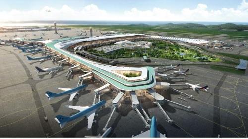 仁川机场增建跑道 2023年将成全球第三大机场