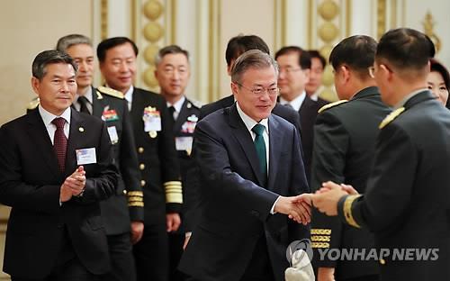 韩国防部2019年工作报告:力争启动韩朝军事联委会