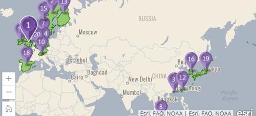 全球最适宜经商的国家排行榜:韩国升至第16