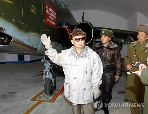 朝媒号召建设经济迎接金正日统军27周年