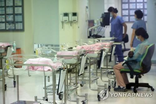 统计:韩10月出生人口2.65万人创新低