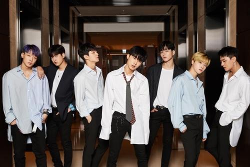 资料图片:男团iKON(YG娱乐供图)