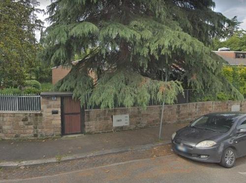 资料图片:位于罗马南部的朝鲜驻意大利大使馆(谷歌地图截图)