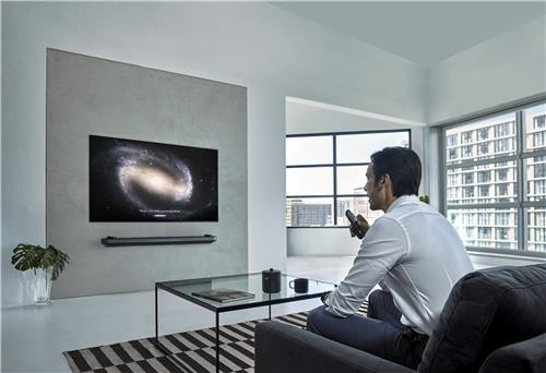 LG高端电视新品即将亮相美国CES