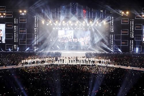 SM家族演唱会将首次登陆智利