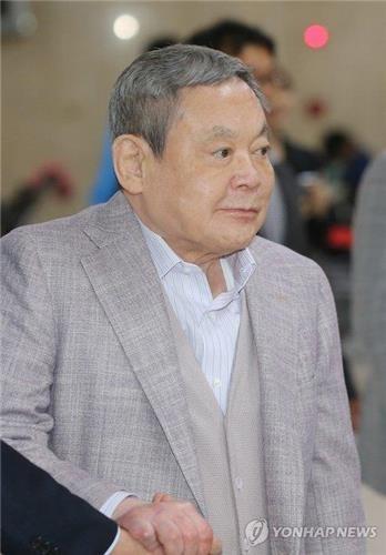 昏迷6年三星李健熙9日过77岁生日
