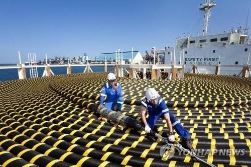 LS电缆为台湾海上风电项目供海底电缆