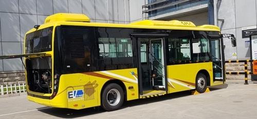 北汽进军韩国量身订造低地板电动公交