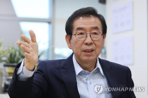 首尔市长:研究显示大半大气污染物来自中国
