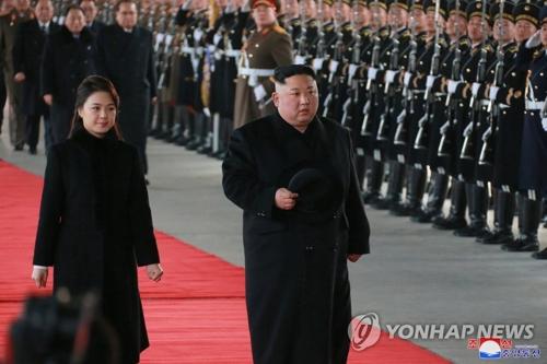 详讯:朝鲜报道金正恩访华