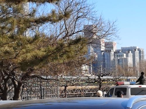 简讯:金正恩专列抵达北京