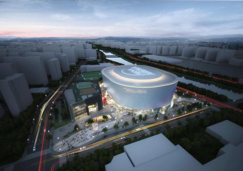 首尔剧场设计效果图