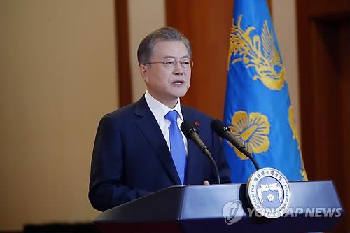 简讯:文在寅表示半岛和平进程将提速
