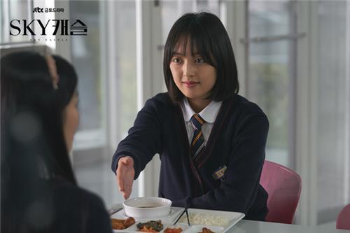 韩JTBC再造爆款 《天空之城》掀追剧热潮