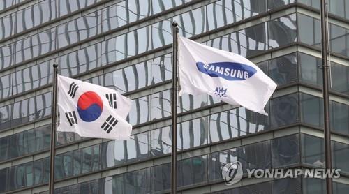 三星电子连续7年销售额占韩国千大上市公司10%