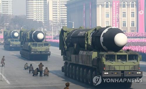 韩国国防白皮书:朝鲜核导能力升级常规军力不变