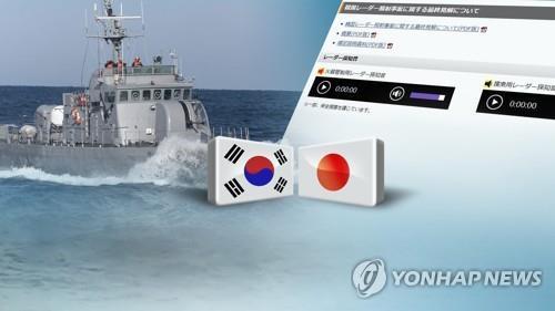 韩国防部:韩美就韩日雷达照射争议共享情报