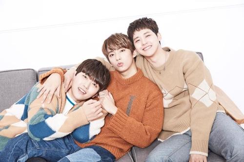 B1A4将以三人组阵容首推新歌