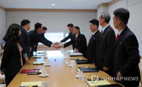 韩朝公路联合考察获联合国制裁豁免