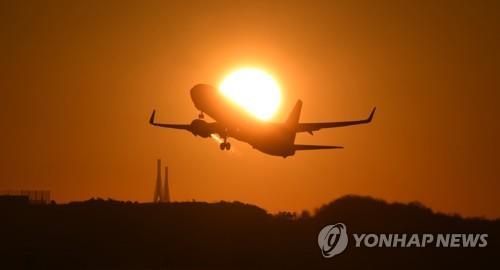 韩2018年航班量超80万架次创新高