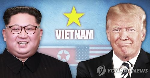 简讯:特朗普宣布27-28日在越南会晤金正恩