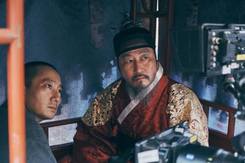 宋康昊朴海日新片《国之语言》今夏上映