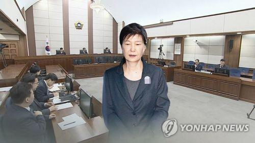 韩大法院再次延长朴槿惠羁押期限 - 1