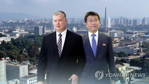 美对朝代表或于明日结束访朝返韩
