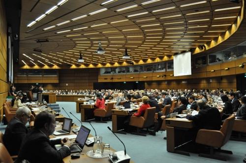 韩政府参与联合国外空委会议共商太空问题
