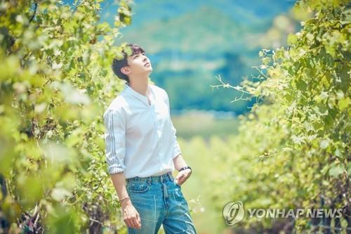 2PM尼坤将首发韩语迷你专辑
