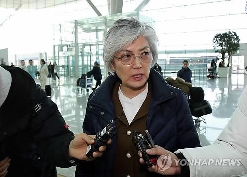 韩外长:防卫费分摊额明确 特朗普发言需核实
