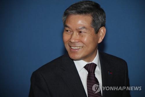 韩防长郑景斗今起访问阿联酋