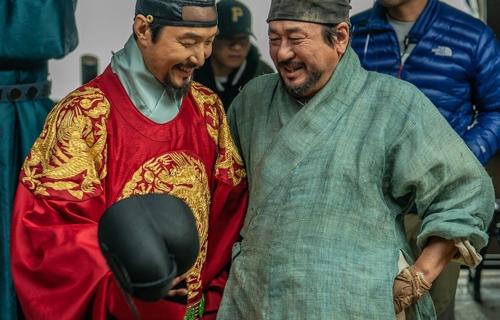 韩古装片《天文》杀青 下半年上映