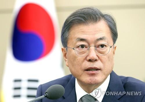 韩总统严批极右议员否定民运动摇国本