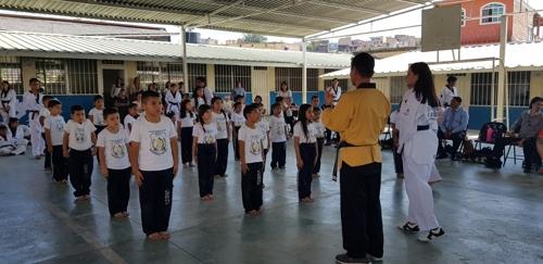 跆拳道被纳入洪都拉斯公立小学正规课程