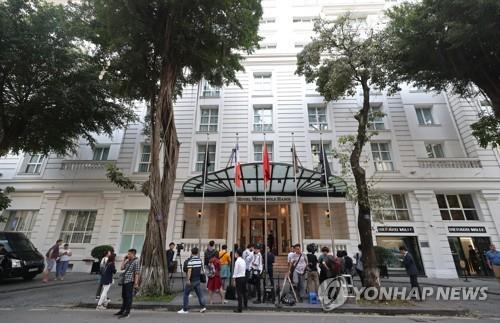 朝高官五顾传奇酒店 金正恩河内住处仍是谜