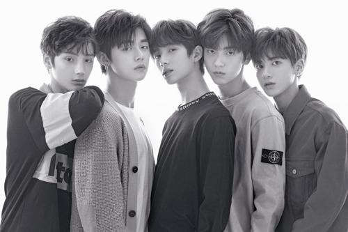 BTS师弟团TXT首张专辑预订量破十万
