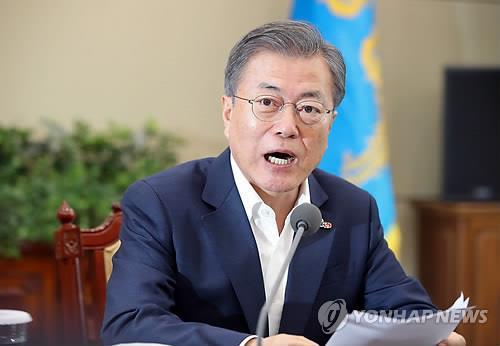 文在寅:准备主导构建新韩半岛体系