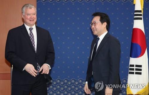 金特谈判破裂致韩美对朝代表会面推迟