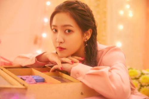 Red Velvet成员YERI将发首支个人单曲
