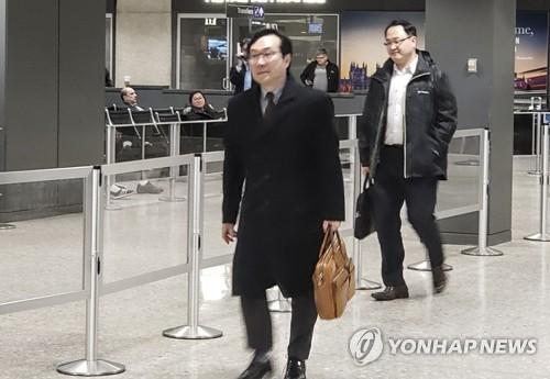 韩对朝代表抵美强调朝美应继续推进核谈判