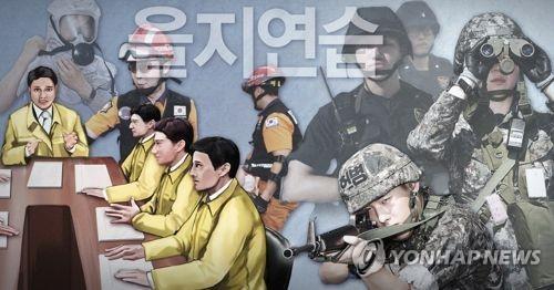 """韩国5月首次实施民官军""""乙支太极""""联演"""