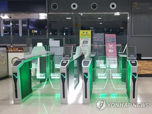 韩机场推广生物识别快速通行