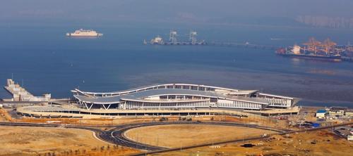 仁川港新国际客运站6月竣工拓宽韩中海上之路